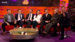 New Year Show - Michael Fassbender, Marion Cotillard, James McAvoy, Frank Skinner, Gary & Paul O'Donovan, Pete Tong and The Heritage Orchestra