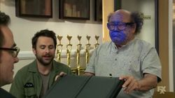 The Gang Tries Desperately to Win an Award
