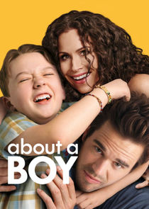 cover for About a Boy
