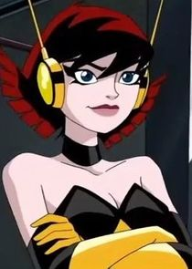 Janet Van Dyne a.k.a The Wasp
