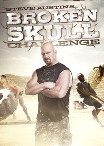 Steve Austin's Broken Skull Challenge cover