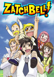 cover for Zatch Bell!
