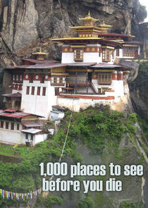 cover for 1,000 Places to See Before You Die
