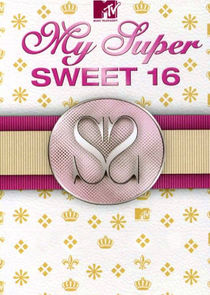 My Super Sweet 16 cover