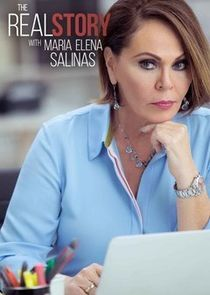 The Real Story with Maria Elena Salinas cover