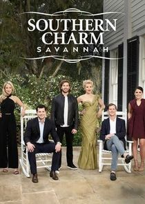 Southern Charm Savannah cover