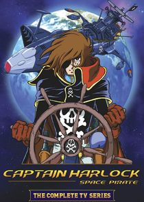 Space Pirate Captain Harlock