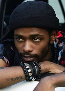 Darius (as Lakeith Lee Stanfield)