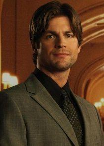 Special Agent Graham Kelton
