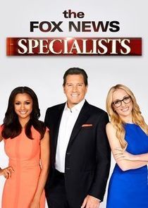 The Fox News Specialists cover