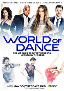 World of Dance cover