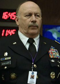 Chairman of Joint Chiefs Max Braegher