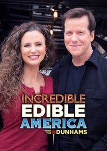 Incredible Edible America with the Dunhams cover