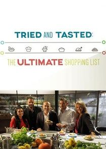 Tried and Tasted: The Ultimate Shopping List