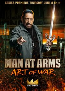 Man at Arms cover