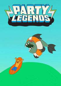 Party Legends cover