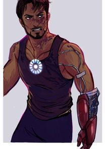 Tony Stark a.k.a. Iron Man