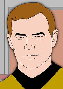Captain James Tiberius Kirk