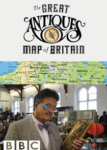The Great Antiques Map of Britain