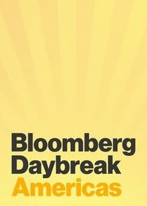 Bloomberg Daybreak: Americas cover