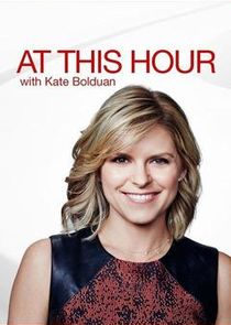 At This Hour with Kate Bolduan cover