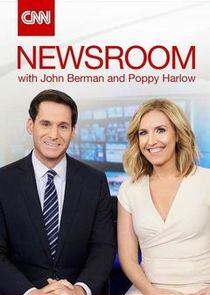 CNN Newsroom with John Berman and Poppy Harlow cover