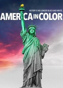 America in Color cover