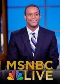 MSNBC Live with Craig Melvin cover