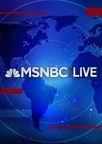 MSNBC Live cover