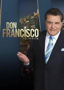 Don Francisco Te Invita cover