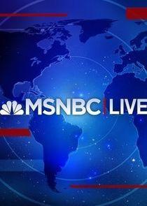 MSNBC Live with Hallie Jackson cover