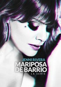 Jenni Rivera: Mariposa de Barrio cover