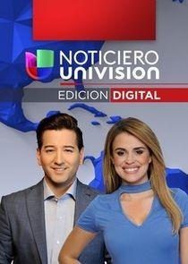 Noticiero Univisión cover