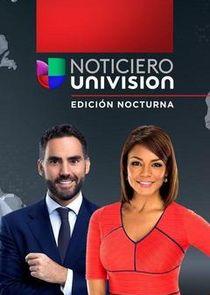 Noticiero Univisión: Edición Nocturna cover