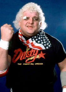 'The American Dream' Dusty Rhodes