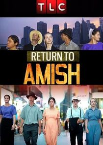 Return to Amish cover