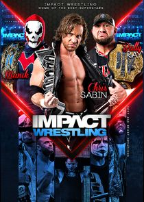 iMPACT Wrestling cover