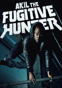 Akil the Fugitive Hunter cover