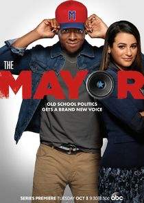 The Mayor cover