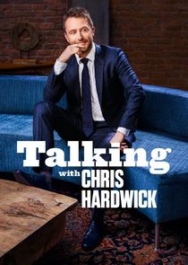Talking with Chris Hardwick cover