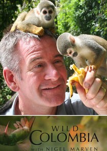 Wild Colombia with Nigel Marven