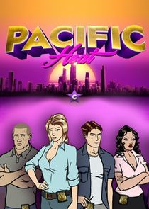 cover for Pacific Heat