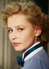 Ольга Петровна Загорская, журналистка