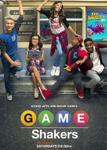Game Shakers cover