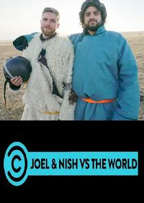 Joel & Nish vs the World