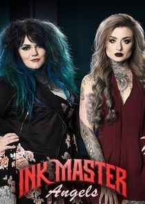 Ink Master: Angels cover
