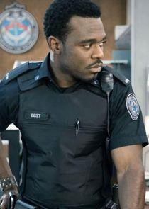 Sergeant Frank Best