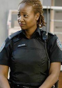 Training Officer Noelle Williams