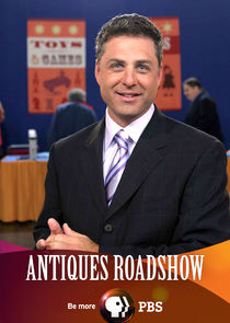 Antiques Roadshow cover