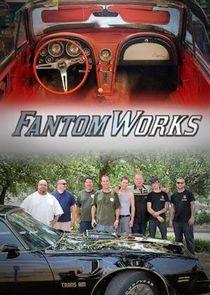 FantomWorks cover